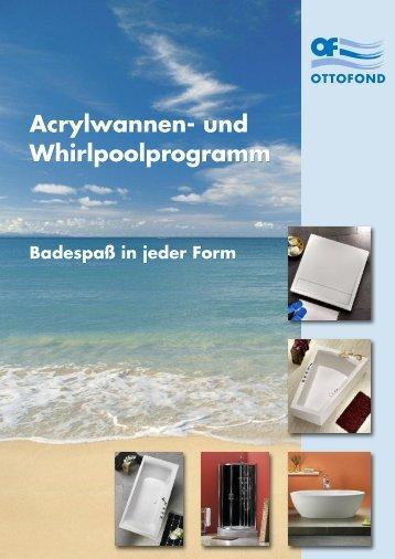 und Duschwannen - F.S. Baufachmarkt GmbH