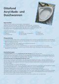 und Duschwannen - F.S. Baufachmarkt GmbH - Page 2