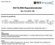 IRIS TABLES - DigitalEurope