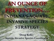 Indiana's Aquatic Invasive Species Strategy