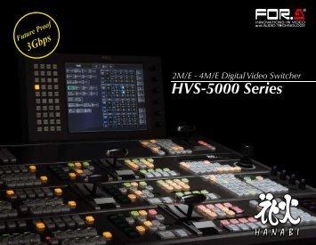 HVS-5000 Series - America