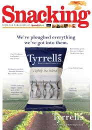 Snacking Supp Qx - Speciality Food Magazine