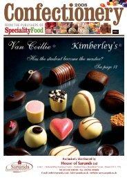 Chocolate - Speciality Food Magazine