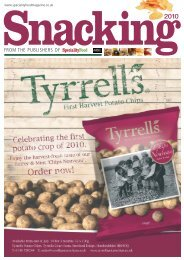 Snacking Supp 2Qx - Speciality Food Magazine