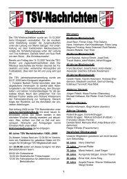 Vereinszeitung April 2008 1 - TSV Bertoldshofen