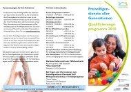 programm 2010 - engagiert-in-sh