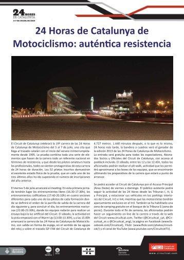 Dossier ESPÇ.indd - Circuit de Catalunya