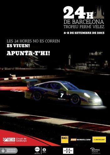Més informació - Circuit de Catalunya