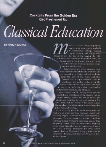 09.04_Cheers_Article.. - Kathy Casey