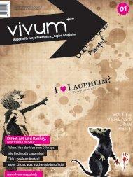 Vivum 01| RATTE VERLASS DEIN NEST.