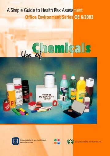Use of Chemicals