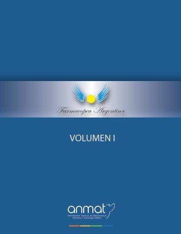 VOLUMEN I