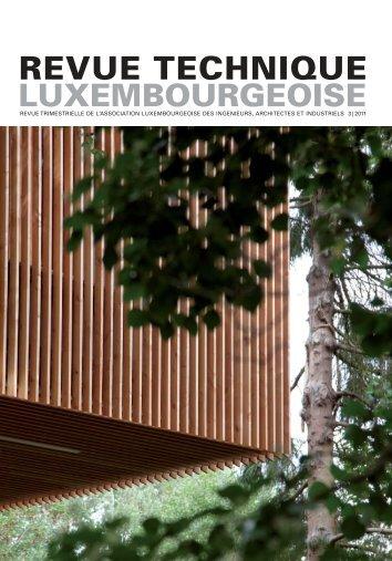 Conseil Entreprises - Revue Technique Luxembourgeoise