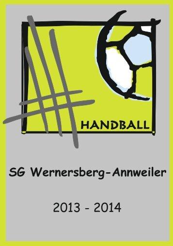 SG Wernersberg-Annweiler - TSV Wernersberg