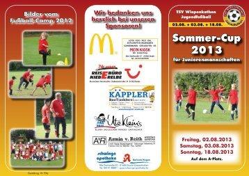 Sommer-Cup 2013 - TSV Wiepenkathen