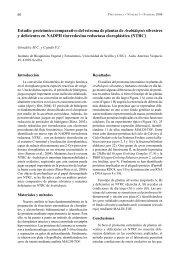 Estudio proteómico comparativo del estroma de plantas de ... - Helvia