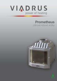 Prometheus - e-Teplo.cz