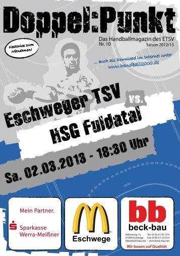 HSG Fuldatal - Eschweger TSV