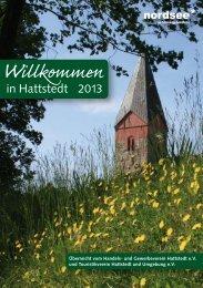 in Hattstedt 2013