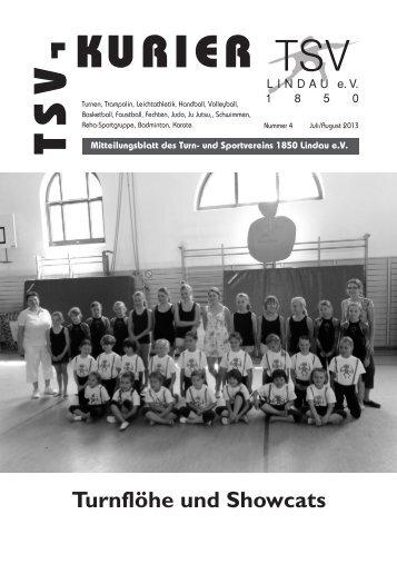 Kurier 04/2013 - TSV Lindau 1850 eV
