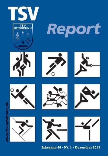 TSV-Report Dezember 2013 Download - TSV Ottobrunn eV