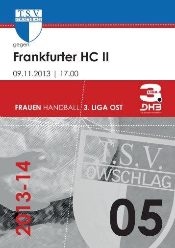 09.11.13 Heft 5 - TSV Owschlag