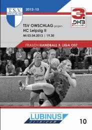 03.04.13 Heft 10 - TSV Owschlag