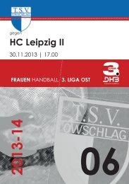 30.11.13 Heft 6 - TSV Owschlag
