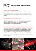 pdf Herunterladen auf Deutsch - Felco - Page 2
