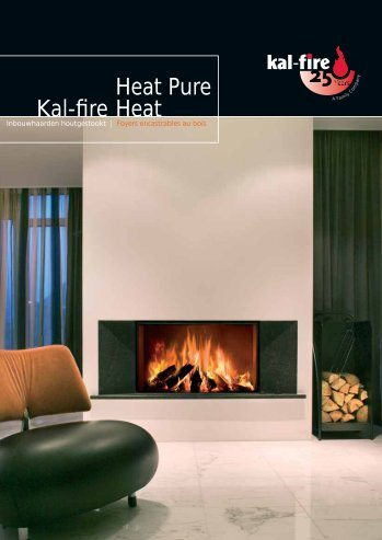 Heat Pure Kal-fire Heat - De Smidse