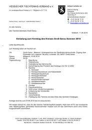Einladung zum Kreistag Sommer 2010 - TT Kreis Groß-Gerau