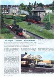 Thüringer - Tt-modellbahn-weimar