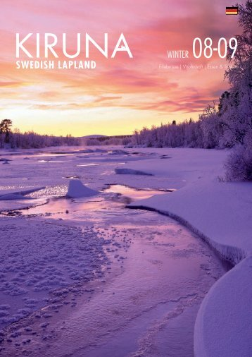 SWEDISH LAPLAND - download.swedeninfo.se