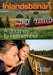 Travel Brochure 2008 - download.swedeninfo.se