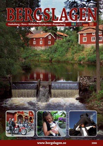 Lindesberg • Nora • Hällefors/Grythyttan • Kopparberg - download ...