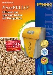 Effizient und sparsam heizen mit Holzpellets - NOTHAFT Heiztechnik
