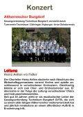 Gesangverbindung Technikum Burgdorf und La ... - TTB Burgdorf - Seite 2