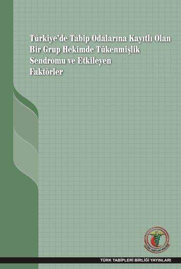 rkiye'de Tabip Odaları - Türk Tabipleri Birliği