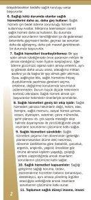 sagliga iliskin gercekler kucuk.cdr - Türk Tabipleri Birliği - Page 3