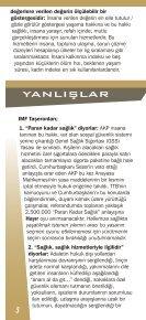 sagliga iliskin gercekler kucuk.cdr - Türk Tabipleri Birliği - Page 4