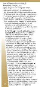 sagliga iliskin gercekler kucuk.cdr - Türk Tabipleri Birliği - Page 6