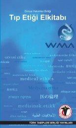 Tıp Etiği El Kitabı - Türk Tabipleri Birliği