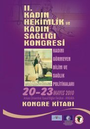 kadin sagligi kongresi kapak baski.cdr - Türk Tabipleri Birliği