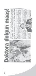 Ücretlerimiz, Fazla Çalışma, Nöbetler broşürü için… - Türk Tabipleri ... - Page 6