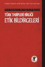 Etik Bildirgeleri - Türk Tabipleri Birliği