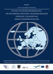 Dünya Tıp Eğitimi Federasyonu - Türk Tabipleri Birliği