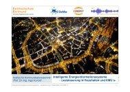 2011-10-20: Intelligente Energieinformationssysteme - TTH-NRW