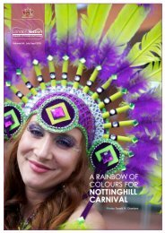 nottinghill carnival - High Commission for the Republic of Trinidad ...