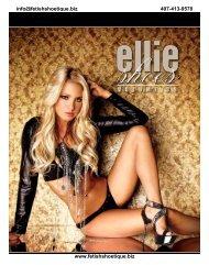 Fetish Shoetique- Ellie Shoes Vol 39