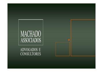 Luciana Felisbino, Machado Associados, Sao Paulo, Brazil: M&A in ...